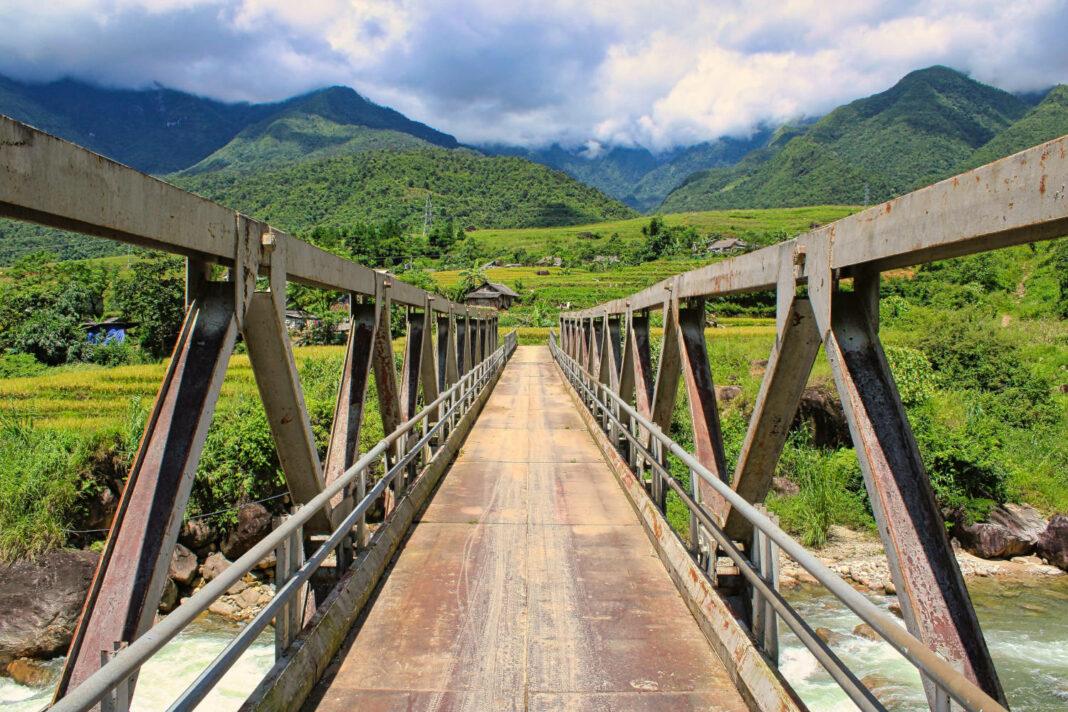 Bridge in Vietnam