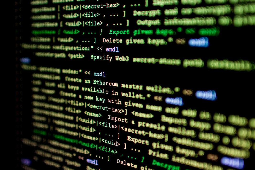 Source code of Ethereum