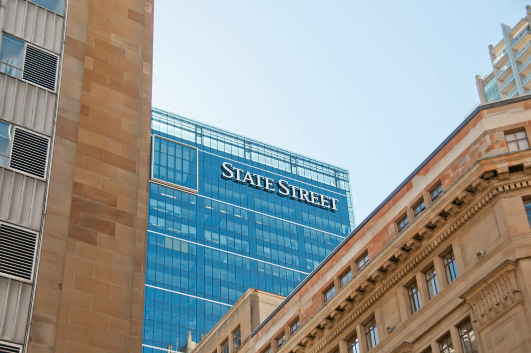 State Street Corporation Bank headquarters