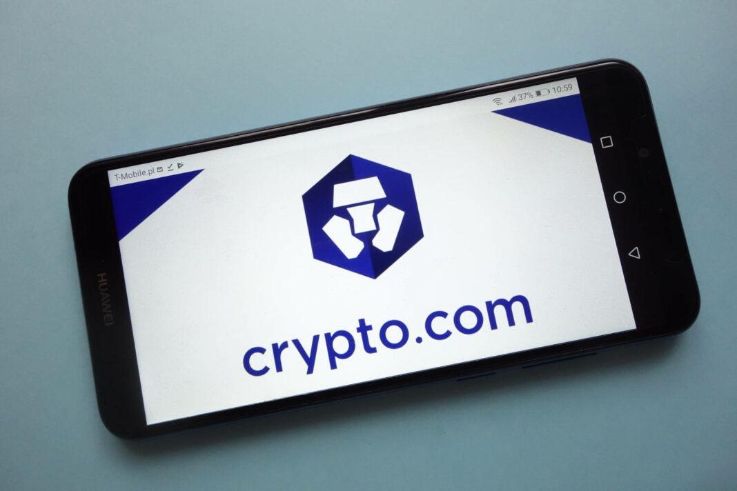 Crypto.com (MCO) cryptocurrency logo