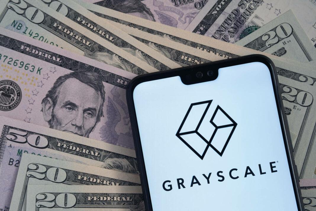 Grayscale Bitcoin Trust company logo