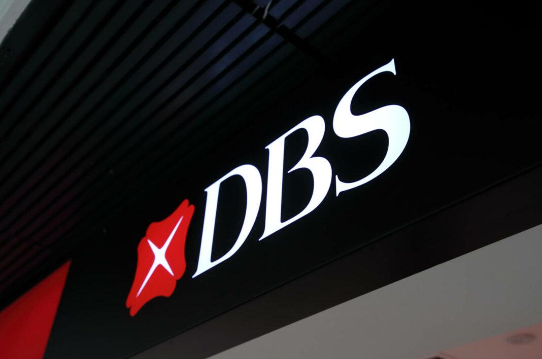 DBS Bank company logo