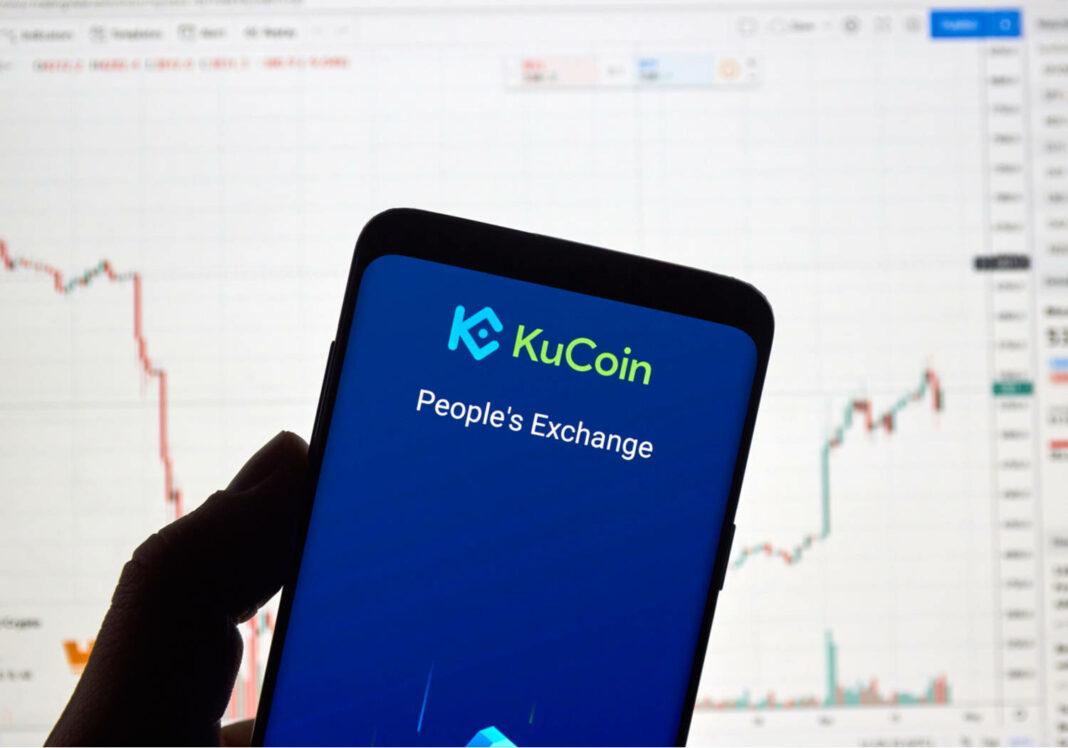 Kucoin, cryptocurrency exchange logo