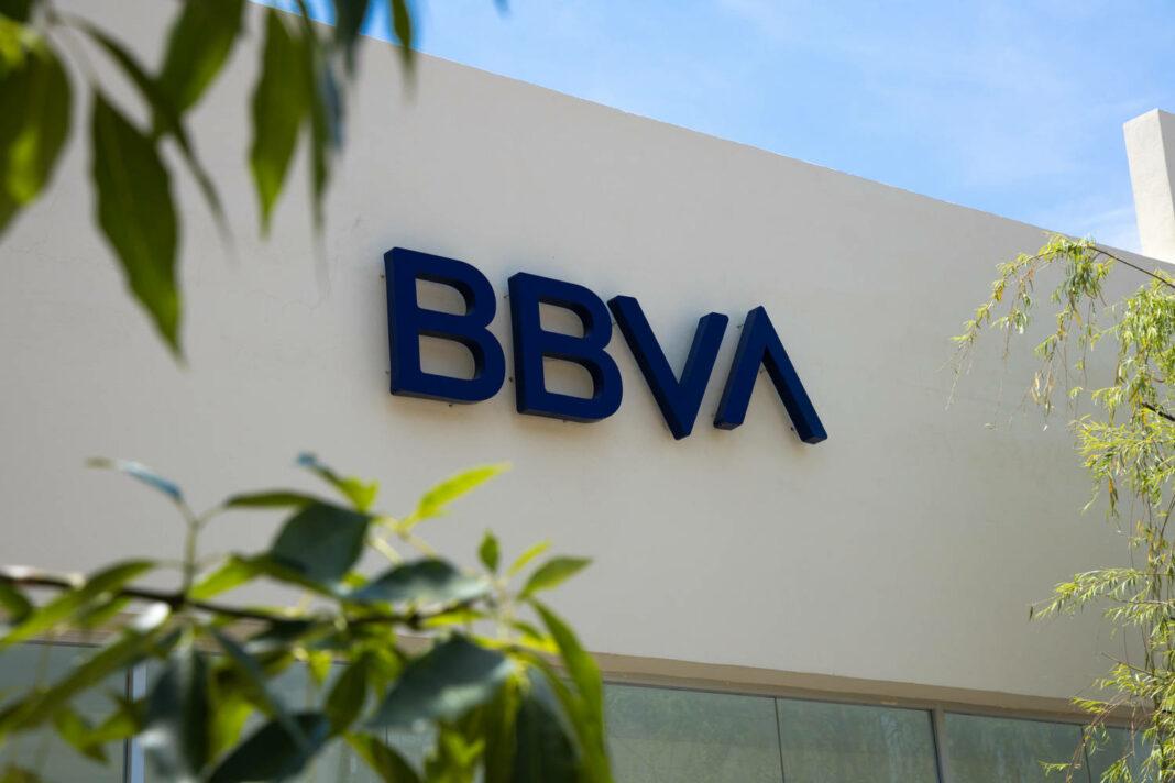BBVA bank in San Telmo mall